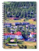 The Stanley A Grand Heritage Hotel Spiral Notebook