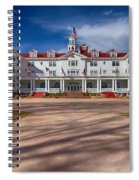The Stanley Hotel Spiral Notebook