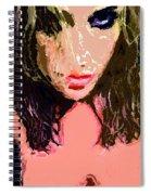 Sex Stare Love Spiral Notebook