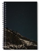 The Stars In The Sky Spiral Notebook
