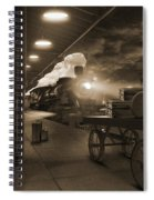 The Station 2 Spiral Notebook