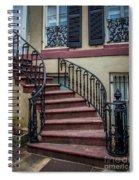The Steps Spiral Notebook