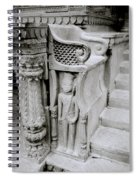 The Haveli Chair Spiral Notebook