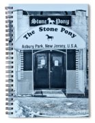 The Stone Pony Cool Spiral Notebook