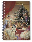 The Story Of The Christmas Tree Spiral Notebook