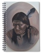 The Story Teller Spiral Notebook
