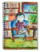 The Storyteller Spiral Notebook