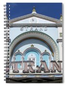 The Strand Key West Spiral Notebook