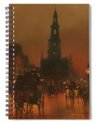 The Strand - London 1899 Spiral Notebook