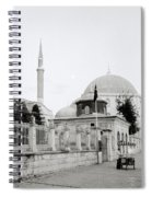 The Street Spiral Notebook