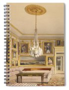 The Striped Drawing Room, Apsley House Spiral Notebook