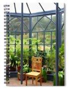 The Sun Room Spiral Notebook