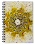 The Sundial Spiral Notebook