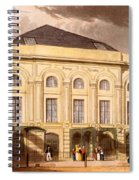 The Surrey Theatre, London, 1826 Spiral Notebook