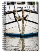 The Susie B  Spiral Notebook