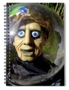 The Swami Spiral Notebook