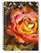The Sweetest Rose 1 Spiral Notebook
