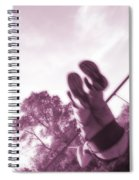 The Swing Spiral Notebook