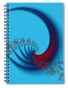 The Swish Of The Paintbrush Spiral Notebook