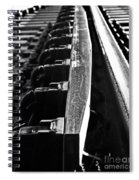 The Switch Bw Spiral Notebook