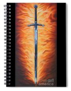 The Sword Of The Spirit Spiral Notebook