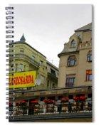 The Szegedi Halaszcsarda Spiral Notebook