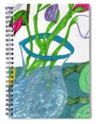 The Table Setting Spiral Notebook