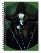 The Taker Spiral Notebook