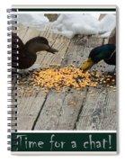 The Talk Spiral Notebook