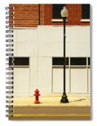 The Tall And Short Of It Spiral Notebook