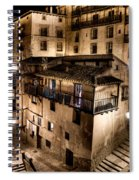 The Tall Houses Of Albarracin Spiral Notebook