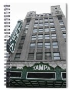 The Tampa Theatre Spiral Notebook