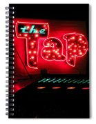 the Tap Spiral Notebook