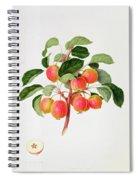 The Tartarian Crab Apple Spiral Notebook