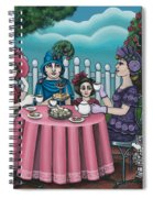 The Tea Party Spiral Notebook