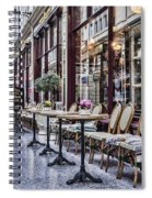 The Tea Room Spiral Notebook
