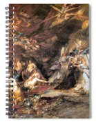 The Temptation Of St. Anthony Spiral Notebook