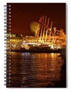 The Terminal Spiral Notebook