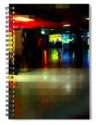 The Terminal - Train Stations Of New York Spiral Notebook