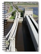 The Three Bridges. Spiral Notebook