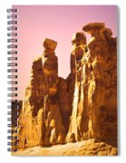 The Three Gossips In The Light Spiral Notebook