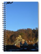 The Three Stones From Burgdorf Spiral Notebook
