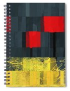 The Three Trees - J021580118  Spiral Notebook