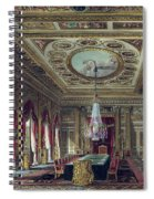 The Throne Room, Carlton House Spiral Notebook