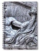 The Tiber Spiral Notebook
