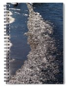 The Tide Spiral Notebook