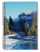 The Tieton River Spiral Notebook