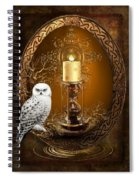 The Time Keeper Spiral Notebook