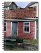 The Tiny House Spiral Notebook