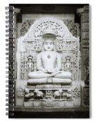 The Tirthankara Spiral Notebook
